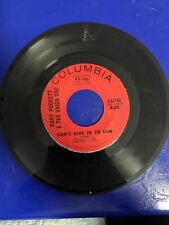VINYL 45 RPM GARY PUCKETT & THE UNION GAP ⏺DONT GIVE INTO HIM/ COULD I