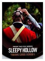 2015 CRYPTOZOIC SLEEPY HOLLOW SEASON ONE 1 BEHIND THE SCENES CARD BTS8