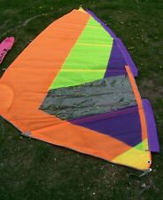 Power Leech André Lefebvre Windsurfing Sail 6.5m with Carry Bag