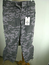 Original Aeronautica Militare Italien Hose Jeans Pantalone Chino neu AM-010