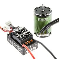 Castle Creations Mamba X SCT Pro ESC/1410-3800kV Motor - CSE010-0161-00