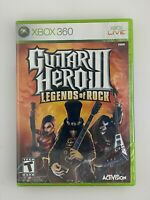 Guitar Hero III: Legends of Rock - Xbox 360 Game - New Sealed