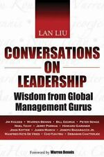 Conversations on Leadership: Wisdom from Global Management Gurus-ExLibrary