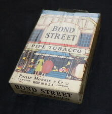 BOND STREET Tobacco Pipe full of original packaging - foil