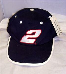 VINTAGE COMPETITORS VIEW #2 MILLER LITE PIT CAP HAT RUSTY WALLACE NWT