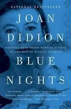 Blue Nights by Joan Didion (Paperback / softback)