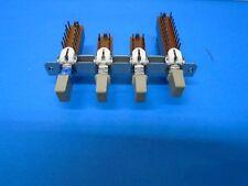 Teac X-3R X-300 Switch Push 4 Gang (S101-S104) P/N 5300023500) Used