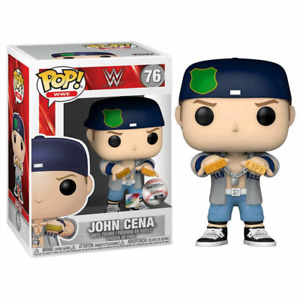 Funko POP WWE Wrestling 76 - John Cena Action Figure Collectible New Boxed Toy