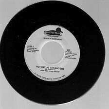 SHARON ROBINSON (45) POTENTIAL STRANGERS/HAVE YOU HURT DuckTape unplayed NM