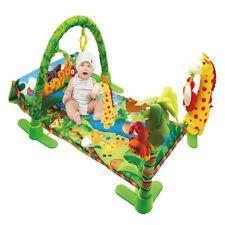 Musica suono Baby tappeto di gioco Foresta Grande Tappeto strisciare Playmat Tappetino da palestra attività giocattolo