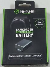 Digipower Re-fuel Rechargeable Lithium-ion Battery Samsung IA-BP210E