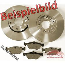 Opel Vectra B Kit Conjunto Kit Discos de Freno Freno Pastillas delant. 4