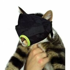 Feline Cat Nylon Muzzle High Quality Water Resistant Small