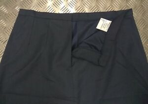 Genuine British WRAF Woman's No2 Dress Royal Air Force Skirt. All Sizes - NEW