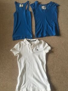 Three abercrombie and fitch  Ladies Tops