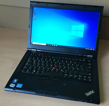 Lenovo ThinkPad T430 - Intel i5, 16GB RAM, 256SSD, Win10 Pro + Office 2016