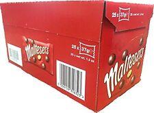 Bolsas de chocolate Mars Maltesers 25 X 37g Caja Completa