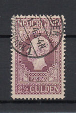 Nederland  99 jubileum 1913  2,50 gulden      mooi gestempeld