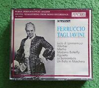 Great Voices: Ferruccio Tagliavini (Public Performances 1952/1959)  2CD MEMORIES