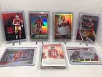49ers 25 Card Lot Nick Bosa, Jimmy G, SP, Inserts, Rookies, Jerry Rice