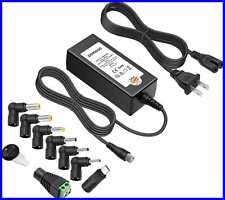 Universal AC Power Adapter DC 5V 6V 7.5V 9V 12V 13.5V 15V For Household Electron