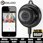 Digoo HD 960P LED IR TELECAMERA IP WIRELESS CAMERA MOTORIZZATA WIFI INTERNET
