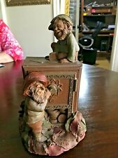 """Tom Clark Gnome """"Merrill Lynch"""" 1985 #96 may have some small base chipping"""