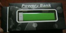 Portable USB External 2800mAh`Battery Cell Phone Charger Power Bank Green