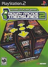 Midway Arcade Treasures 2 (Sony PlayStation 2, 2004)