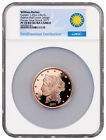 (2017) Smithsonian - Barber 1877 $50 Half-Union Copper NGC PF70 UC RD SKU50968 <br/> Buy With Confidence from ModernCoinMart (MCM) on ebay