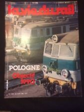 La vie du rail n°1748 du 22/06/1980 POLOGNE objectif 1990