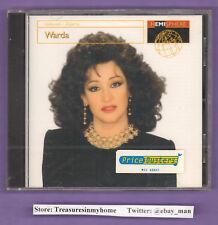 Warda Lebanon Algeria Music CD 1997 Hemisphere Metro Blue Capitol New/Sealed