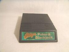 Las Vegas Poker & Blackjack - game only - Intellivision!