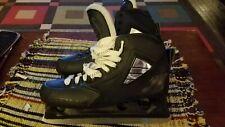True Pro Custom Pro Stock 1 Piece Goalie Skates Size 10 New