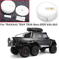 Spare Wheel Tire Coverfür TRAXXAS TRX4 TRX6 Benz G500 6X6 G63 Aktualisierung