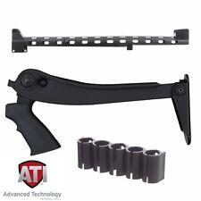 ATI MOSSBERG 500 590 SHOTGUN TOP FOLDING STOCK Shell Holder & HEATSHIELD TFS0600