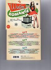 A WINTER ROMANCE -VAR (3CD) NEW DINO KITT FURY COMO LONDON JAMES SINATRA LYMON