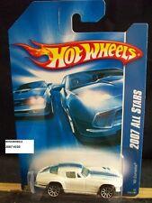 HOT WHEELS 2007 #150 -180-1 63 CORVETTE WHIT AMER