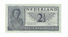 Netherlands - 1943, 21/2  Gulden