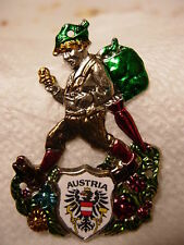 Austria stocknagel hiking medallion G9901