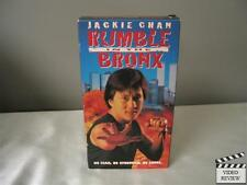 Rumble in the Bronx VHS, 1996 Jackie Chan