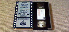 THE SHOOTIST CIC UK PAL VHS Timecode Video UNCUT 104m John Wayne Lauren Bacall