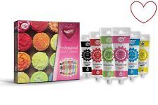 ProGel Food Colouring Set Cake Decorating Rainbow Dust Icing Sugarpaste