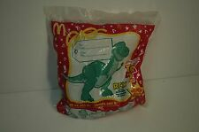 Toy Story 2 REX CANDY DISPENSER Happy Meal Toy SEALED
