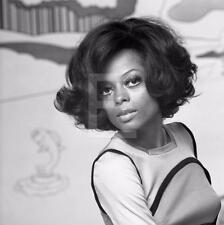 Diana Ross 11x14 PHOTO Embossed By Harry Langdon HA19