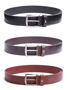 Tommy Hilfiger Mens Denton 4.0 Leather Belt