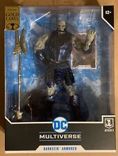 DC Multiverse Armored Darkseid Gold Label McFarlane Collection NIB