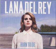 Lana Del Rey - Born To Die - 12 Track CD Album - Video Games Summertime Sadness
