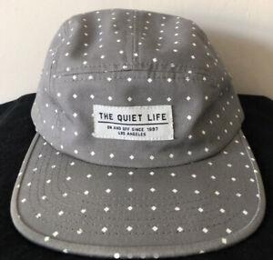 The Quiet Life Diamonds 5 Pannel Cap