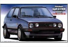 Fujimi RS-18 1/24 Volkswagen Golf GTI 16V from Japan Rare